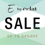 "<span class=""title"">\MAX54%OFF/ 【E by éclat】PRE SALE 開催中!</span>"
