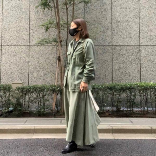 MADISONBLUE HELLO MASK (3色セット) ¥4,500+税 FABIO RUSCONI サイドゴアブーツ ¥27,000+税