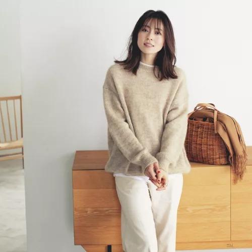 12closet 【石上美津江さんコラボ】モヘアニット ¥14,000 + 税