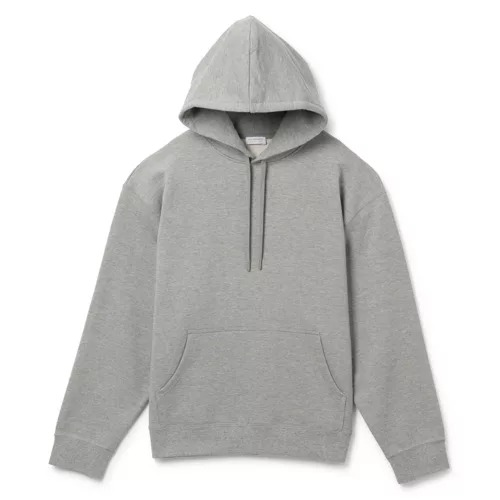 "UNSPEL 【UOMO別注】 ""OVERSIZED"" LOOPBACK HOODY ¥19,000 + 税"