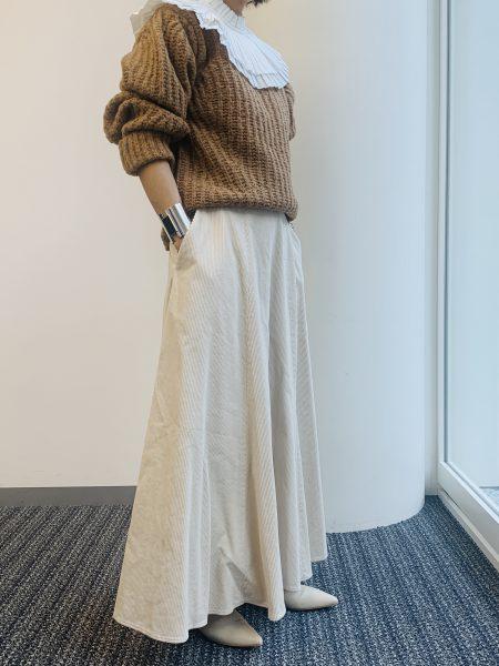 SEA NEW YORK Octavia V-Neck Pullover ¥64,000+税