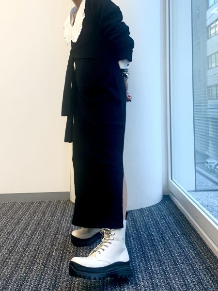 STELLA McCARTNEY Trace Boots ¥82,000 + 税