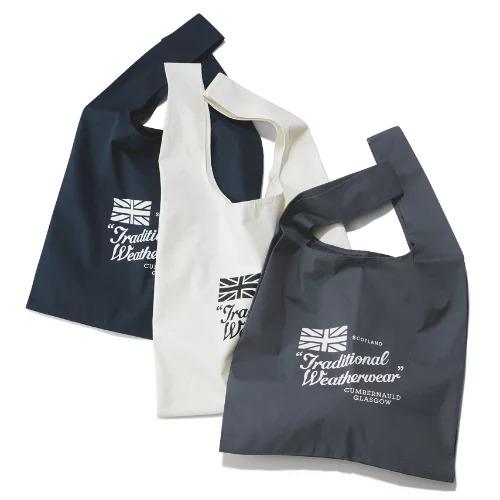 LEEマルシェおススメ!完売必至のTraditional Weatherwear ロゴシリーズに待望のマルシェバッグ入荷!