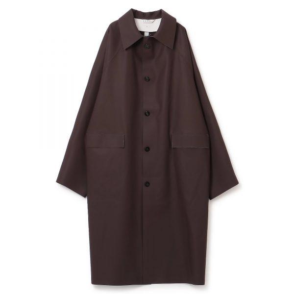 KASSL EDITIONS RUBBER COAT ¥89,000+税