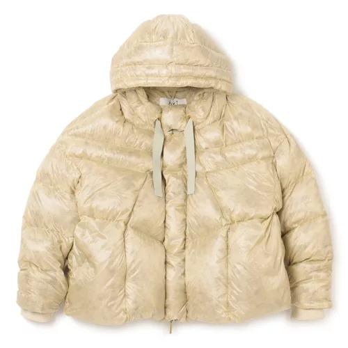 6×1 COPENHAGEN Clear Down Jacket ¥110,000+税