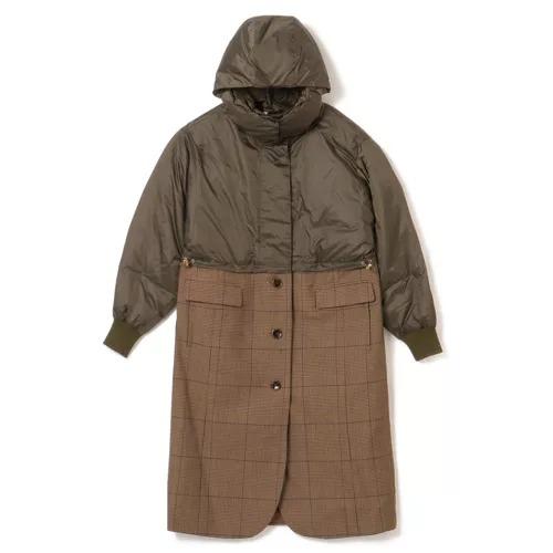 6×1 COPENHAGEN Down Coat ¥110,000+税