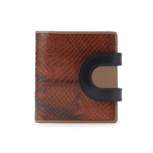 HIROKO HAYASHI/MALVA(マルバ)薄型二つ折り財布/¥30,000+税