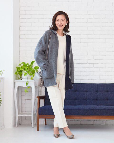 New Season Collection M7daysが女っぷり上がるワントーン&春色コーデ Marisol2021年特集