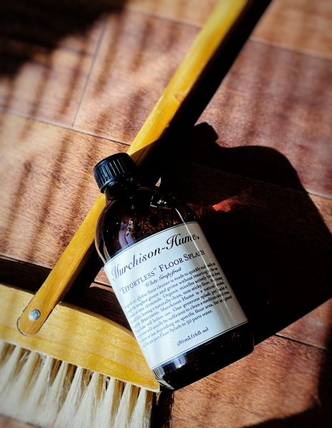 Murchison Hume (マーチソンヒューム)/フローリング床用洗剤(エフォートレス)/¥1,700+税