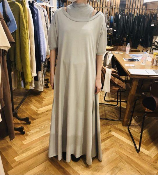 LoroFlare 2Way T Dress¥28,000+税