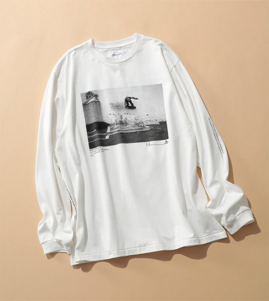 JANE SMITH JACK FARDELL WALL RIDE & GRIND & DROP L/S T-SHIRT
