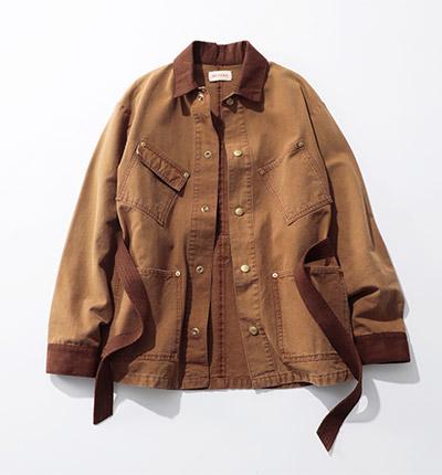 MEYAME 【定番】ダックジャケット¥36,000+税