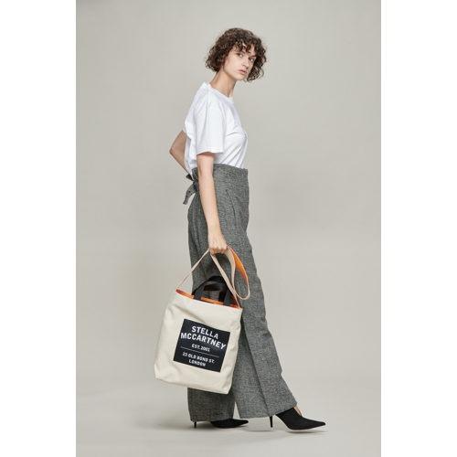 STELLA McCARTNEYMedium Tote Bag Salt & Pepper¥45,000→¥31,500+税(30%OFF)