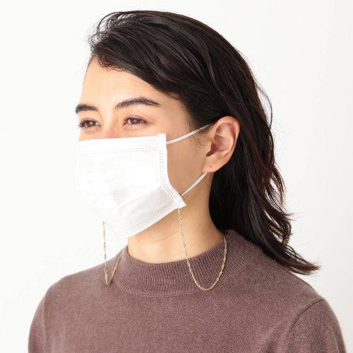 OPAQUE.CLIP/ツイストマスクチェーン/¥1,200+税