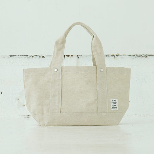 FLANDERS LINEN PRODUCTS/コットンリネントートバッグ XS/¥1,800+税