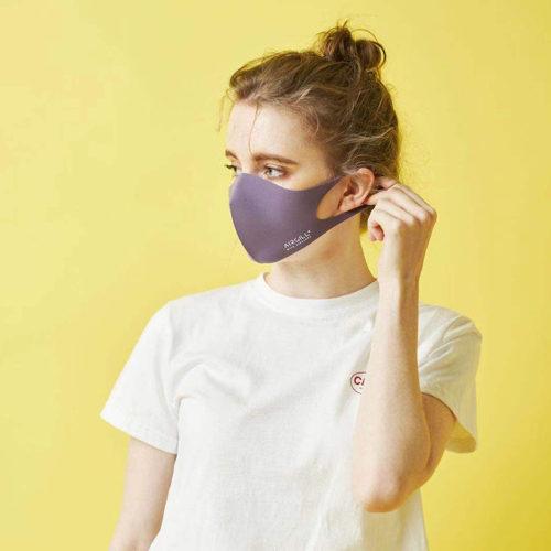 Daily russet/【抗ウイルス・撥水・消臭・口臭予防】AIR GILLマスク/¥1,000+税