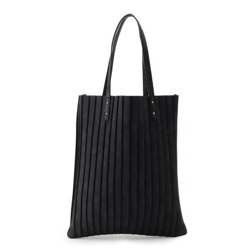 SHOO・LA・RUE/プリーツマチ無しトートバッグ/¥1,998+税