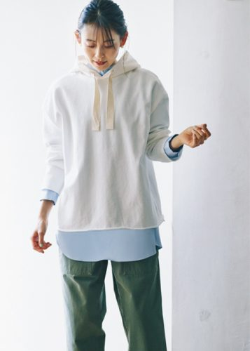 ヨーク切り替えシャツ/12closet