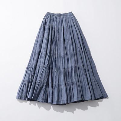 MARIHA 草原の虹のスカート¥25,000+税