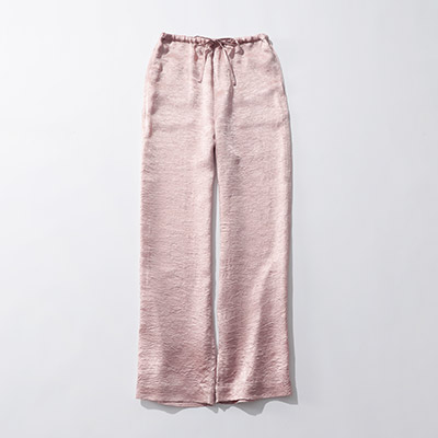 Shinzone SATIN PANTS¥23,000+税