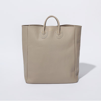 YOUNG & OLSEN The DRYGOODS STORE EMBOSSED LEATHER TOTE L¥34,000+税