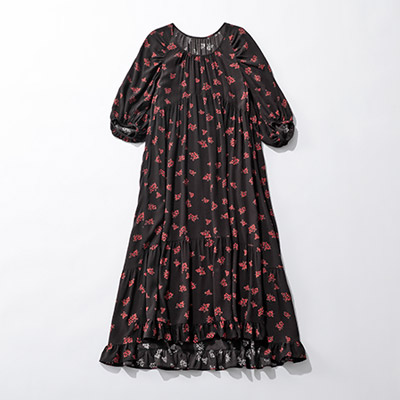 Shinzone FLOWER JENNIFER DRESS¥37,000+税