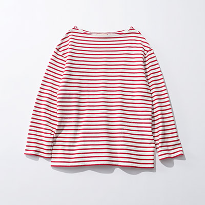 MEYAME バックプリーツバスクシャツ