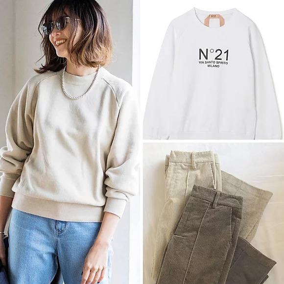今年も買うべきシンプル&上品大人Tシャツに注目!!#バイヤーこれ買い