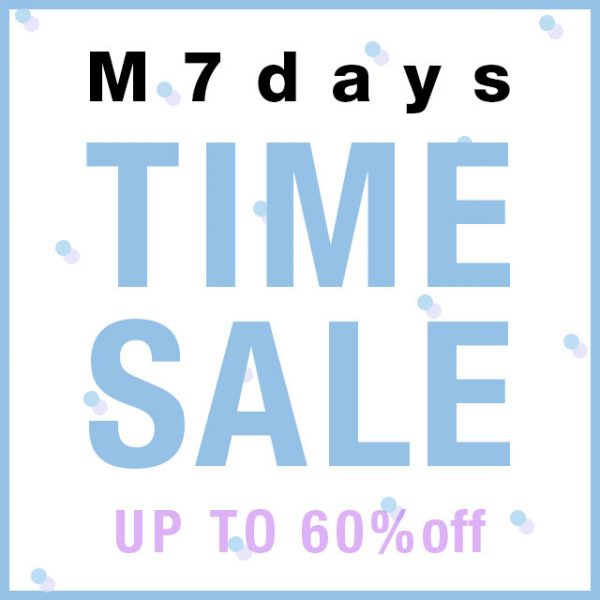 M7days タイムセール