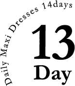 Daily Maxi Rresses 14days:13Day