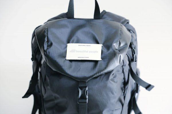 beautiful people × MIZUNObp×Mizuno backpack with fan¥49,060