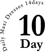Daily Maxi Rresses 14days:10Day