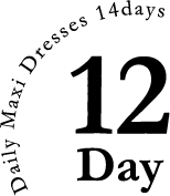 Daily Maxi Rresses 14days:12Day