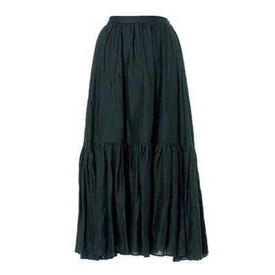 MADISONBLUE リネンスカート
