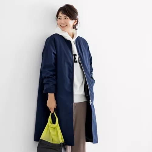 suadeo/【手洗い可】TAIONコラボ 新インナーダウン付3WAYコート/¥14,300(税込)