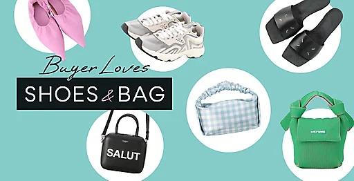 BUYER LOVES SHOES & BAG