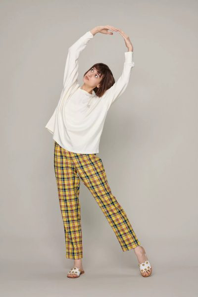 beautiful people別注 suvin pima jersey long T-shirt¥22,000(税込)OFF WHITE