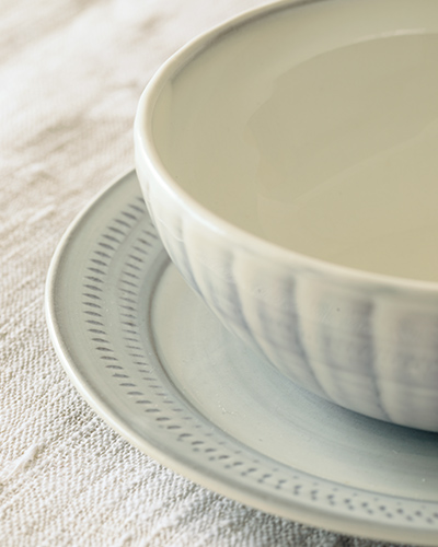 「入れ子鉢とパン皿」の3つセット/小石川ポタリー