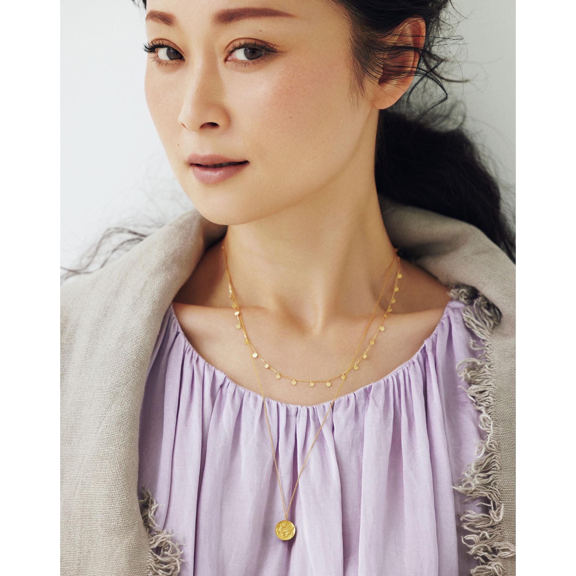 【LEE DAYS掲載】スペシャル別注企画 #1 モデル・デザイナー雅姫さん×マリハ