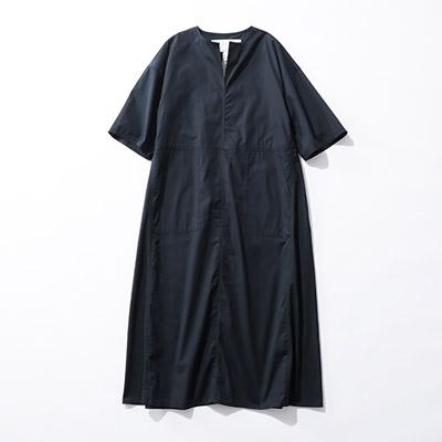 TICCA キーネックロングドレス