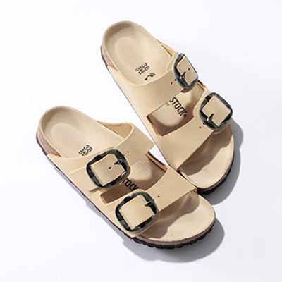 BIRKENSTOCK Gizeh Big Buckle ヌバック