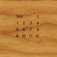 サイドテーブルにもなるインテリアボックス/IFUJI