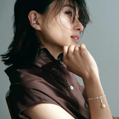 M7days bijouxパールイヤカフリング¥10,450(税込)