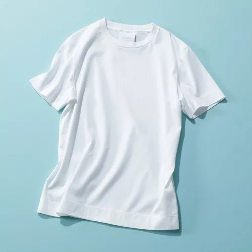 SLOANEコットンTシャツ¥9,680