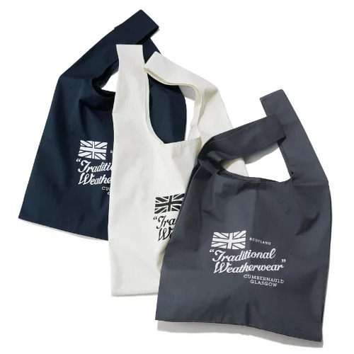 Traditional Weatherwearマルシェバッグ¥3,520(税込)