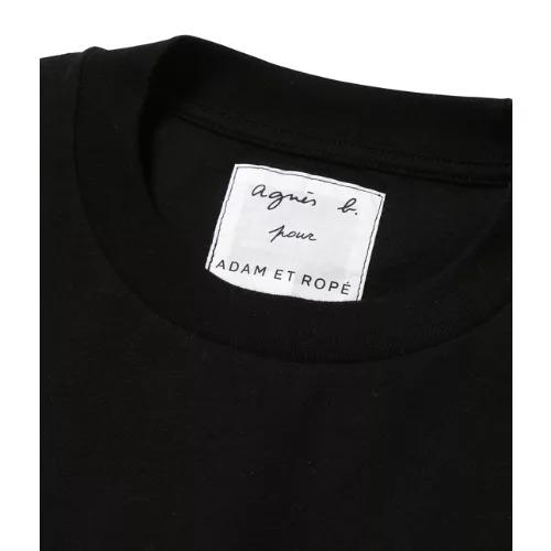 ADAM ET ROPE'/【agnes b. pour ADAM ET ROPE'】T-SHIRTS/¥8,800(税込)