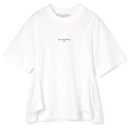 STELLA McCARTNEY Drape Stella Logo 2001 T-Shirt¥47,300