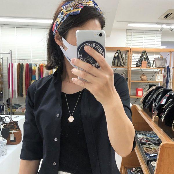 MADISONBLUEHELLO MASK (3色セット)¥4,950