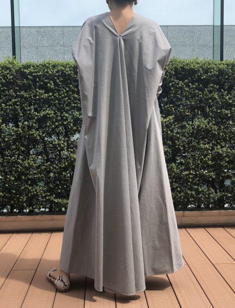 ATON「ドレープドレス」をバイヤーが着比べました エクラ2021年特集