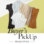 """<span class=""""title"""">Buyer`s Pick Up – RELAX STYLE –</span>"""